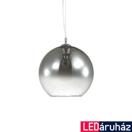 IDEAL LUX DISCOVERY FADE függesztett lámpa E27 foglalattal, max. 60W, 30 cm átmérő, füstüveg 149592