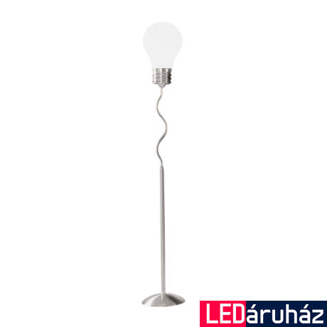 TRIO EDISON állólámpa fehér, E27, TRIO-4601011-07