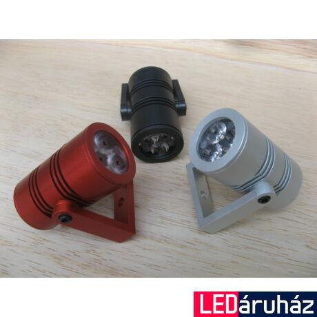 Ledium Morino 3x1W exkluzív spotlámpa
