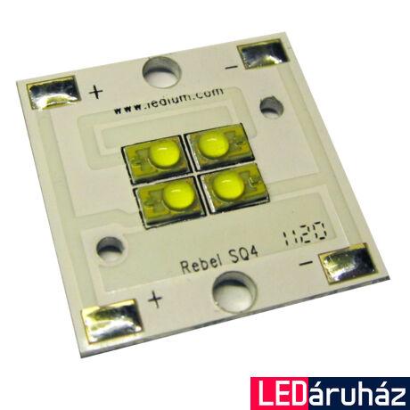 LXML-PWC1-0100 Luxeon Rebel természetes fehér modul, 4000K, 4 db. LED, 936 lumen @700mA