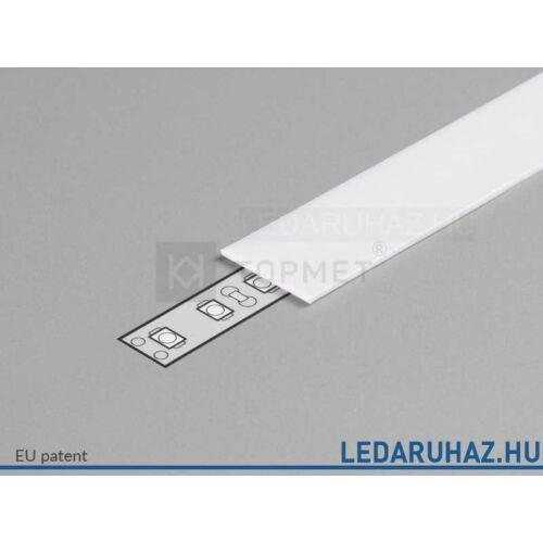 Topmet LED profil előlap B opál - 76250038 - 2m