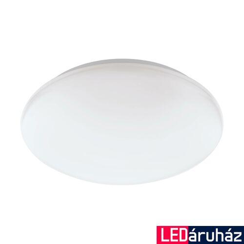 EGLO 32589 GIRON-C fali/mennyezeti lámpa, fehér, 17W, 2100 lm, 2700K-6500K szabályozható, fényerő szabályozható, beépített LED, IP20