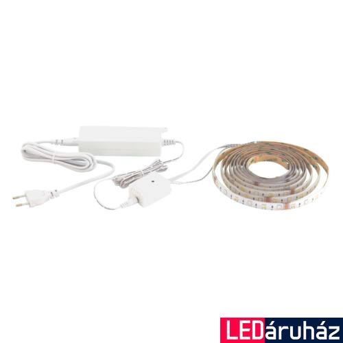 EGLO 32733 STRIPE-C Connect smart LED szalag szett, RGBW, 19W, 2000lm, 5 méter