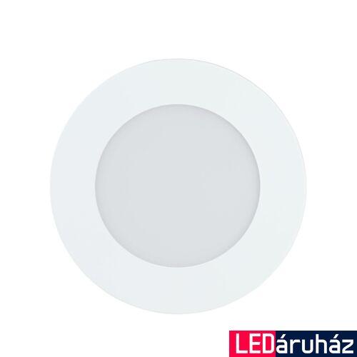 EGLO 32737 FUEVA-C beépíthető lámpa, fehér, 5,4W, 700 lm, 2700K-6500K szabályozható, fényerő szabályozható, beépített LED, IP20