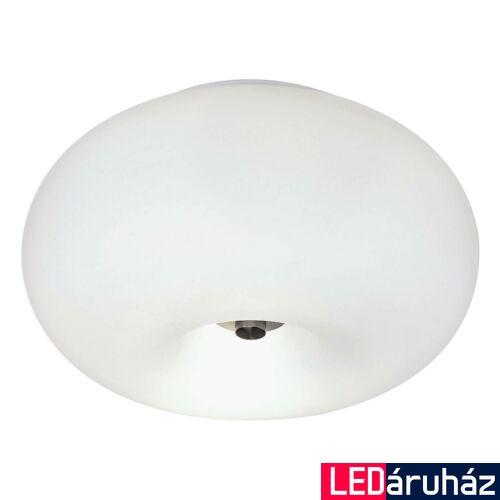 EGLO 86811 OPTICA fali/mennyezeti lámpa, nikkel, E27 foglalattal, max. 2x60W, IP20