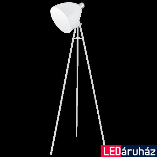 EGLO 92891 DON DIEGO Fehér asztali lámpa, 44x29cm, E27 foglalattal