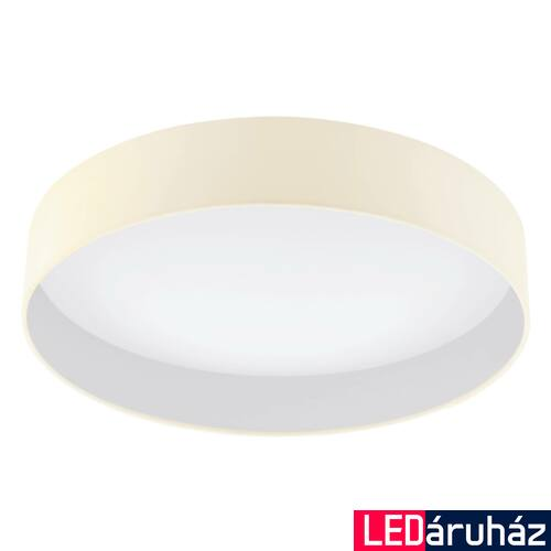 EGLO 93394 PALOMARO mennyezeti lámpa, krém, 2100 lm, 3000K melegfehér, beépített LED, 24W, IP20