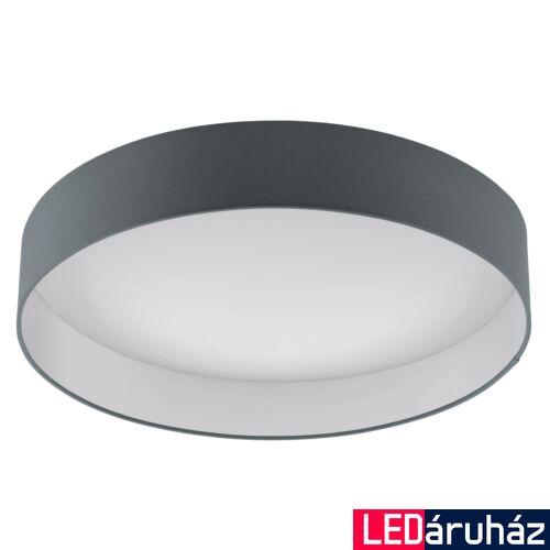 EGLO 93397 PALOMARO mennyezeti lámpa, antracit, 2100 lm, 3000K melegfehér, beépített LED, 24W, IP20