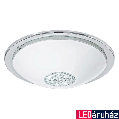 EGLO 93778 GIOLINA mennyezeti lámpa, króm, 16W, 1500 lm, 3000K melegfehér, beépített LED, IP20
