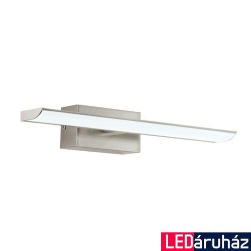 EGLO 94614 TABIANO tükörmegvilágító, nikkel, 600 lm, 4000K természetes fehér, beépített LED, 2x3,2W, IP20