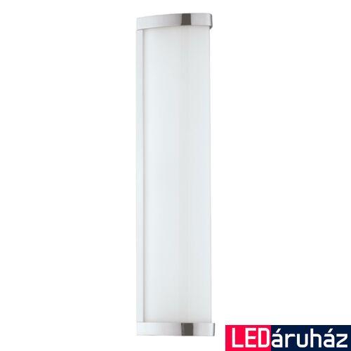 EGLO 94712 GITA 2 fürdőszobai fali/mennyezeti lámpa, króm, 900 lm, 4000K természetes fehér, beépített LED, 8,3W, IP44