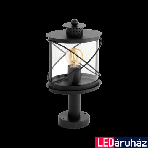 EGLO 94864 HILBURN kültéri állólámpa, fekete + ajándék LED fényforrás