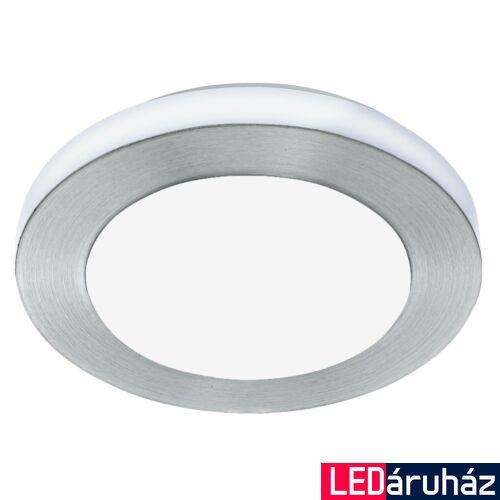 EGLO 94967 LED CARPI fürdőszobai fali/mennyezeti lámpa, alumínium, 950 lm, 3000K melegfehér, beépített LED, 11W, IP44
