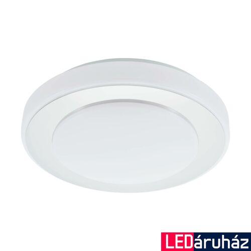 EGLO 95282 LED CARPI fürdőszobai fali/mennyezeti lámpa, króm, 950 lm, 3000K melegfehér, beépített LED, 11W, IP44