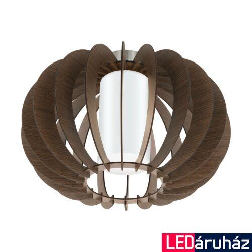 EGLO 95589 STELLATO 3 mennyezeti lámpa, barna, E27 foglalattal, IP20 + ajándék LED fényforrás