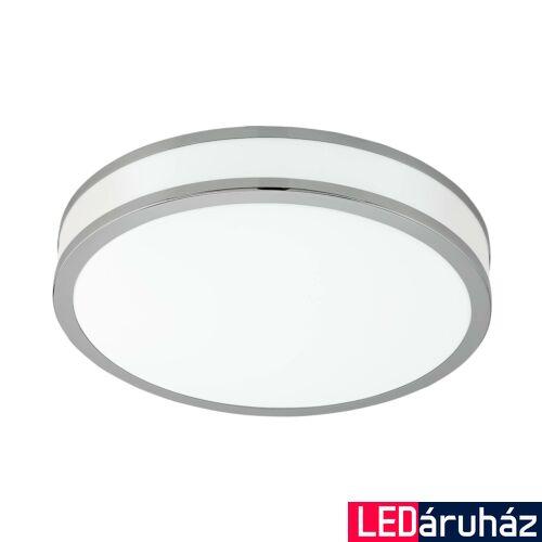 EGLO 95684 PALERMO 2 fali/mennyezeti lámpa, króm, 2600 lm, 3000K melegfehér, beépített LED, 24W, IP20