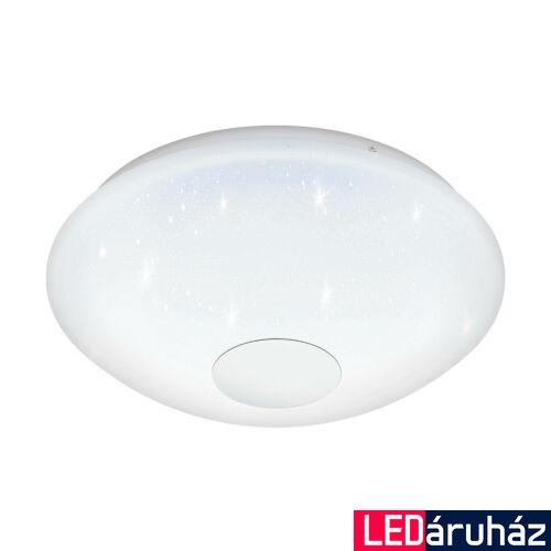 EGLO 95971 VOLTAGO 2 fali/mennyezeti lámpa, fehér, 1500 lm, 2700K-6500K szabályozható, beépített LED, 14W, IP20