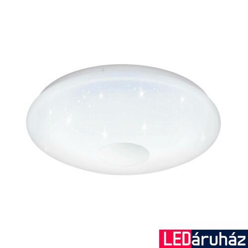 EGLO 95972 VOLTAGO 2 fali/mennyezeti lámpa, fehér, 20W, 2500 lm, 2700K-6500K szabályozható, fényerő szabályozható, beépített LED, IP20