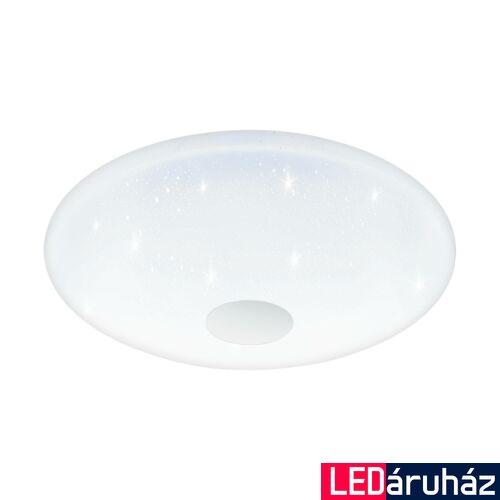 EGLO 95973 VOLTAGO 2 fali/mennyezeti lámpa, fehér, 3500 lm, 2700K-6500K szabályozható, beépített LED, 30W, IP20