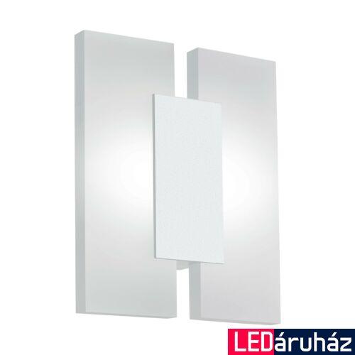 EGLO 96042 METRASS 2 fali/mennyezeti lámpa, fehér, 960 lm, 3000K melegfehér, beépített LED, 2x4,5W, IP20