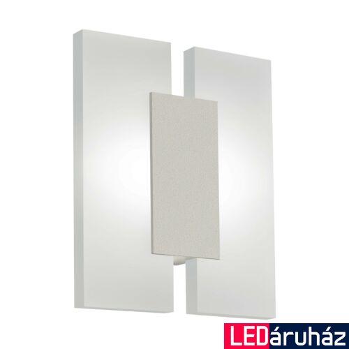 EGLO 96043 METRASS 2 fali/mennyezeti lámpa, fehér, 960 lm, 3000K melegfehér, beépített LED, 2x4,5W, IP20