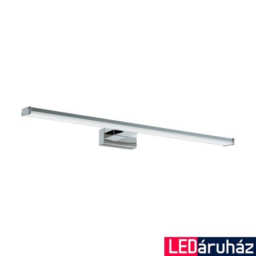 EGLO 96065 PANDELLA 1 Króm LED tükörmegvilágító, 60x16cm, 11W, 4000K természetes fehér, 135lm, IP43
