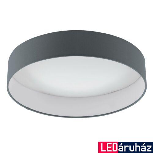 EGLO 96538 PALOMARO 1 mennyezeti lámpa, antracit, 18W, 2000 lm, 3000K melegfehér, beépített LED, IP20