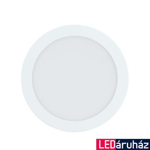 EGLO 96668 FUEVA-C beépíthető lámpa, fehér, 15,6W, 1900 lm, 2700K-6500K szabályozható, fényerő szabályozható, beépített LED, IP20