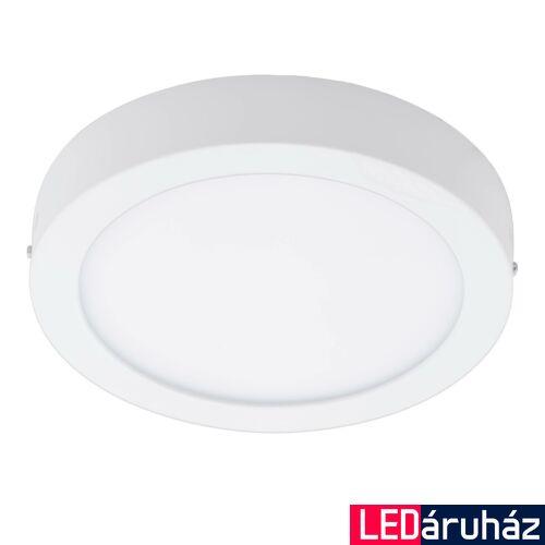 EGLO 96671 FUEVA-C LED panel, fehér, 21W, 2700 lm, 2700K-6500K szabályozható, fényerő szabályozható, beépített LED, IP20, 300mm átmérő