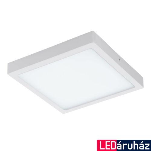 EGLO 96673 FUEVA-C LED panel, fehér, 21W, 2700 lm, 2700K-6500K szabályozható, fényerő szabályozható, beépített LED, IP20 + ajándék LED reflektor