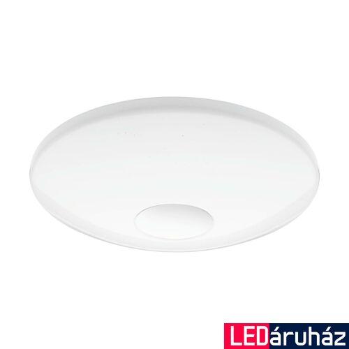 EGLO 96684 VOLTAGO-C fali/mennyezeti lámpa, fehér, 17W, 2100 lm, 2700K-6500K szabályozható, fényerő szabályozható, beépített LED, IP20 + ajándék LED reflektor