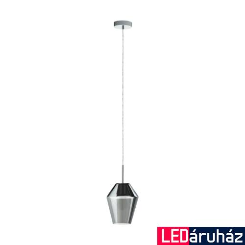 EGLO 96773 MURMILLO 1 ágú függeszték, fekete, E27 foglalattal, IP20 + ajándék LED fényforrás