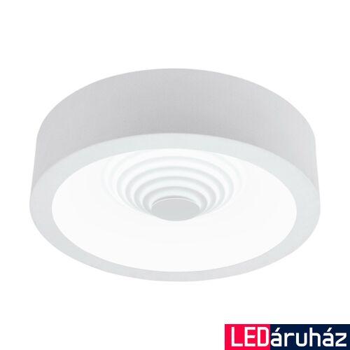 EGLO 96851 LEGANES mennyezeti lámpa, fehér, 25,5W, 3000 lm, 3000K melegfehér, beépített LED, IP20