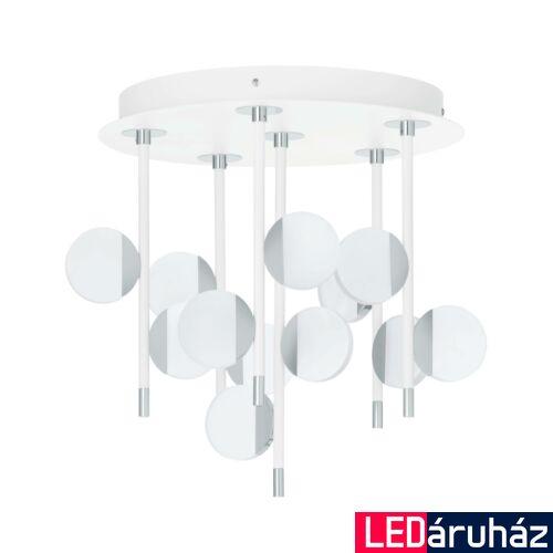 EGLO 96968 OLINDRA mennyezeti lámpa, fehér, 12X2,2W, 3000 lm, 3000K melegfehér, beépített LED, IP20