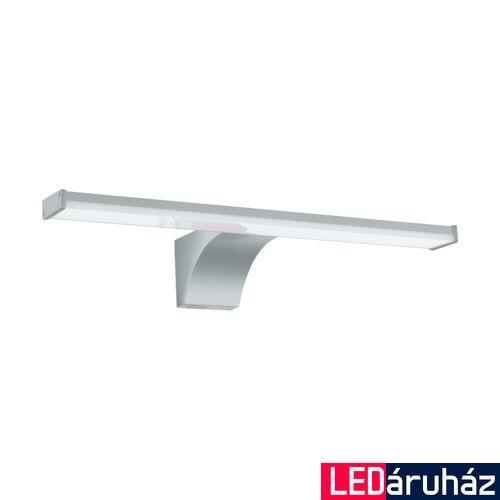 EGLO 97059 PANDELLA 2 fürdőszobai tükörmegvilágító, kapcsolóval, króm, 1000 lm, 4000K természetes fehér, beépített LED, 7,2W, IP44