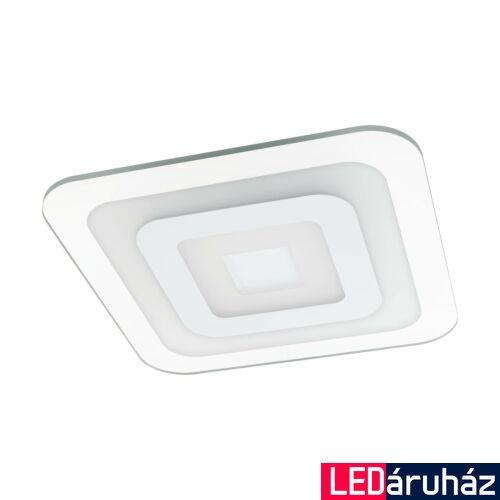 EGLO 97086 REDUCTA 1 mennyezeti lámpa, fehér, 36W, 3500 lm, 2700K-5000K szabályozható, fényerő szabályozható, beépített LED, IP20
