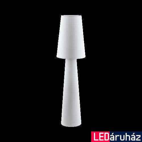 EGLO 97137 CARPARA Fehér állólámpa, 2 db. E27 foglalattal, 143cm magas, 2x60W