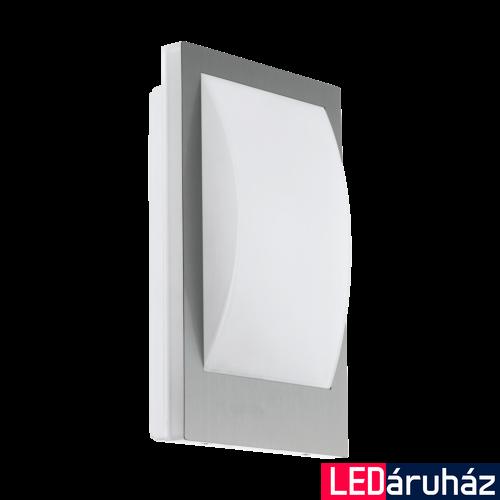EGLO 97239 VERRES-C kültéri fali LED lámpa, nemesacél, fehér + ajándék LED fényforrás