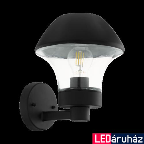 EGLO 97244 VERLUCCA kültéri fali lámpa, fekete + ajándék LED fényforrás