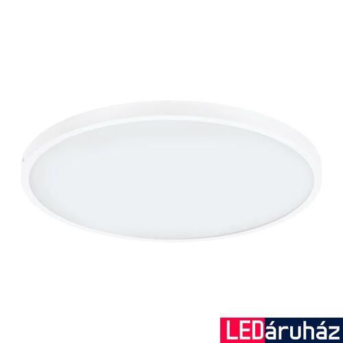 EGLO 97279 FUEVA 1 Falra szerelhető 27W, LED panel, kör, fehér, 60cm átmérő, 3000K melegfehér, fényerőszabályozható