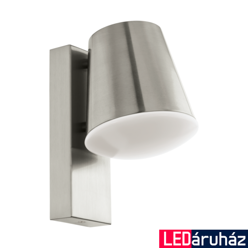 EGLO 97484 CALDIERO-C kültéri állólámpa, rozsdamentes acél (inox), E27 foglalattal, IP44 + ajándék LED fényforrás