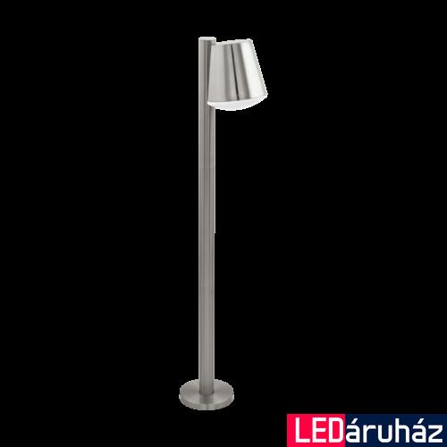 EGLO 97485 CALDIERO-C kültéri állólámpa, nemesacél + ajándék LED fényforrás
