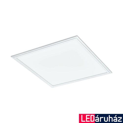 EGLO 97629 SALOBRENA-C álmennyezeti lámpa, fehér, 20W, 2800 lm, 2700K-6500K szabályozható, fényerő szabályozható, beépített LED, IP20, 450x450 mm