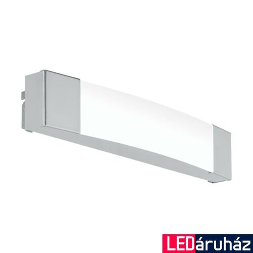 EGLO 97718 SIDERNO fürdőszobai tükörmegvilágító, króm, 900 lm, 4000K természetes fehér, beépített LED, 8,3W, IP44