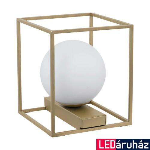 EGLO 97794 VALLASPRA asztali lámpa, kapcsolóval, pezsgő, E14 foglalattal, max. 1x40W, IP20