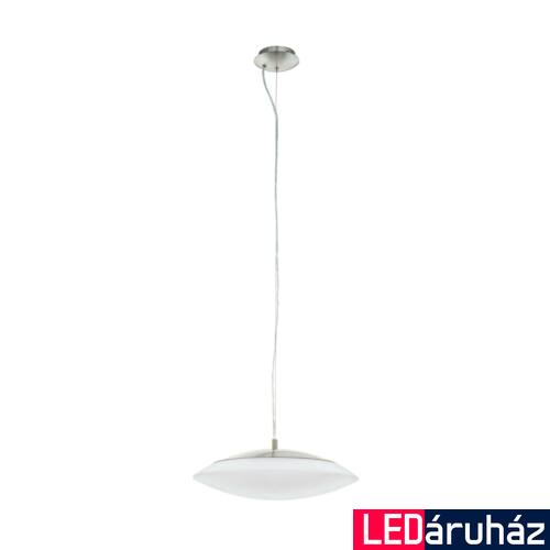 EGLO 97812 FRATTINA-C 1 ágú függeszték, fehér, 27W, 3400 lm, 2700K-6500K szabályozható, fényerő szabályozható, beépített LED, IP20