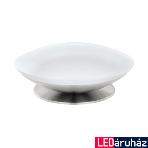 EGLO 97813 FRATTINA-C asztali lámpa, kapcsolóval, fehér, 18W, 2300 lm, 2700K-6500K szabályozható, fényerő szabályozható, beépített LED, IP20