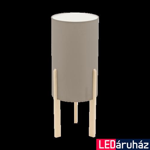 EGLO 97893 CAMPODINO Barna asztali lámpa, E27 foglalattal, 40cm magas, max. 1x60W