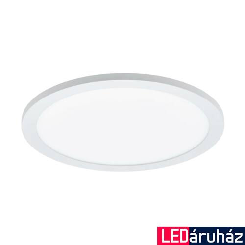 EGLO 97958 SARSINA-C mennyezeti lámpa, fehér, 16W, 2100 lm, 2700K-6500K szabályozható, fényerő szabályozható, beépített LED, IP20