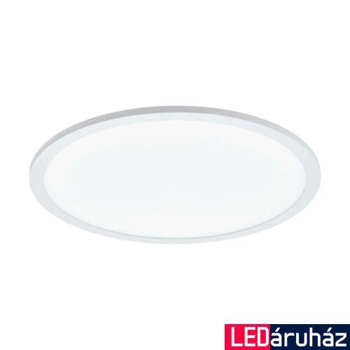 EGLO 97959 SARSINA-C mennyezeti lámpa, fehér, 21W, 2900 lm, 2700K-6500K szabályozható, fényerő szabályozható, beépített LED, IP20
